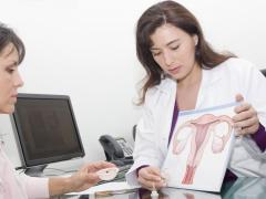 Женщины часто страдают болезнями шейки матки