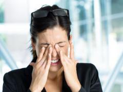 Травмы глаза имеют серьезные последствия