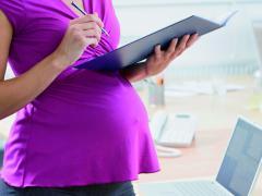 Диагностировать недуг у беременной не так просто