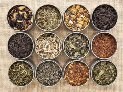 Зеленые чаи славятся своими полезными свойствами