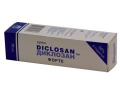 Диклозан пользуется спросом среди пациентов