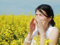 Аллергия является актуальной проблемой в мире