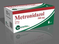 Метронидазол сопровождается соблюдением рекомендаций