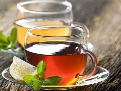 При приготовлении чая не используйте кипяток