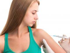 Вакцинация помогает избежать заражения краснухой