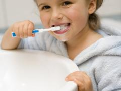 У детей может возникать стоматит