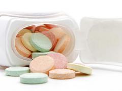 Существует список антацидных препаратов