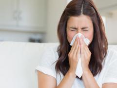 Количество респираторных заболеваний увеличивается с наступлением осени