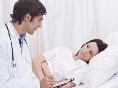 Клинические проявления зависят от размера кисты