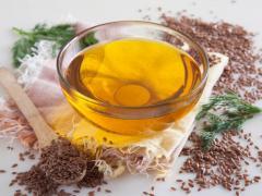 Льняное масло не вредит здоровью при правильном его применении