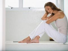 После родов у женщин меняется гормональный фон