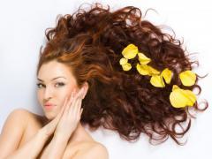 О красивых волосах мечтает каждая девушка