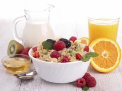 В профилактике большая роль отведена питанию