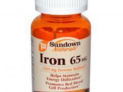 В продаже можно найти различные препараты с железом