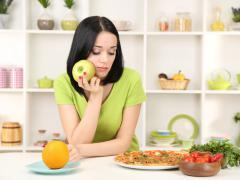 Диеты помогают снизить лишний вес