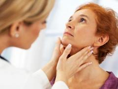 Щитовидная железа вырабатывает необходимые гормоны