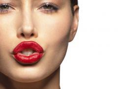 Губы являются притягательной частью лица