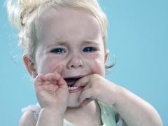 Дети подвержены появлению герпеса