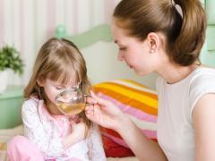 Дети повержены кишечным инфекциям