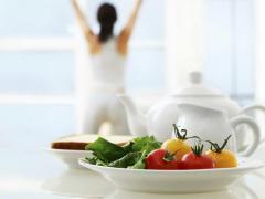 Полезно придерживаться правил здорового питания