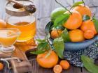 мандарин углеводы