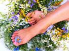 народные средства для лечения дерматита на ногах