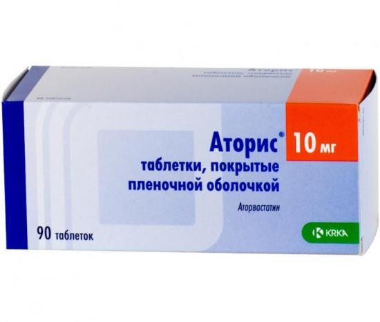 препарат от холестерина холестоп