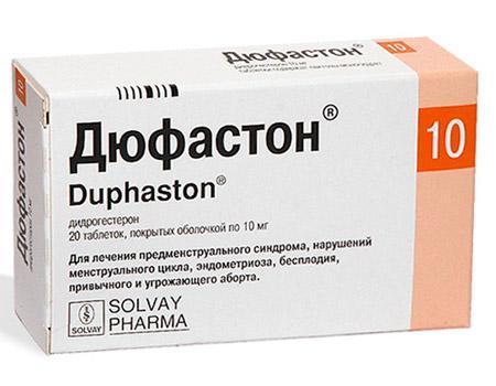 Дюфастон при кисте яичника как принимать - fae4d