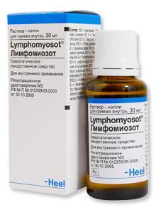 Лимфомиозот при аденоидах