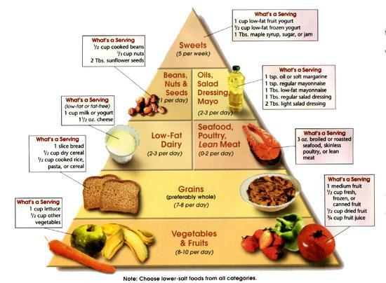 какое питание для похудения живота