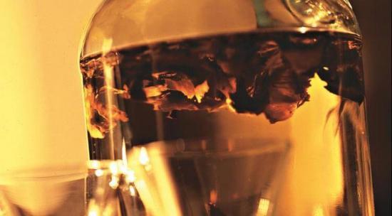 как приготовить настойку из перегородок грецких орехов