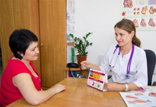 лечение, кардиология