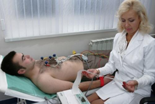 электроардиография