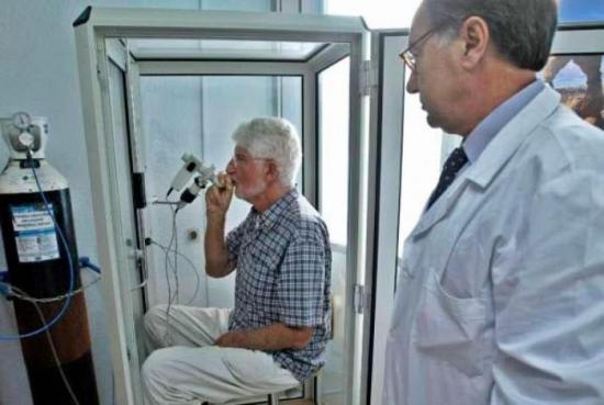 кислородотерапия при фиброзе легких