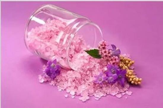 соль для ванны, польза и вред