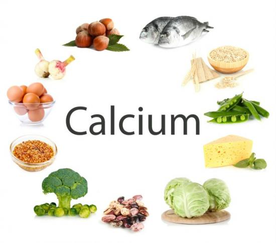продукты с кальцием