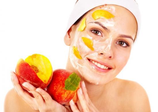 Персиковое масло для лица, применение