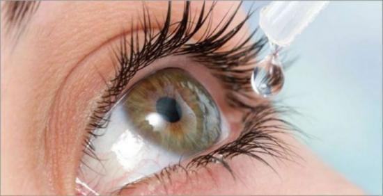 тобрекс глазные капли