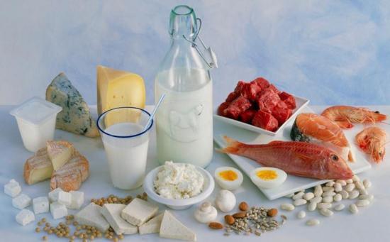 Продукты богатые кальцием полезны при переломах