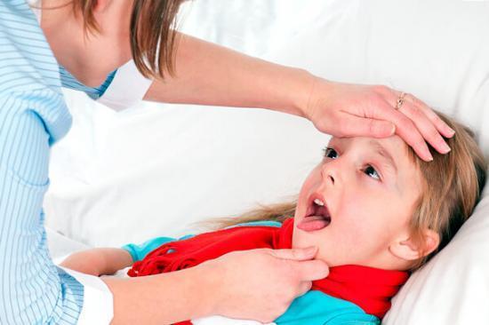 как лечить гнойную ангину в домашних условиях