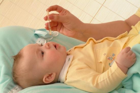 конъюнктивит у детей лечение
