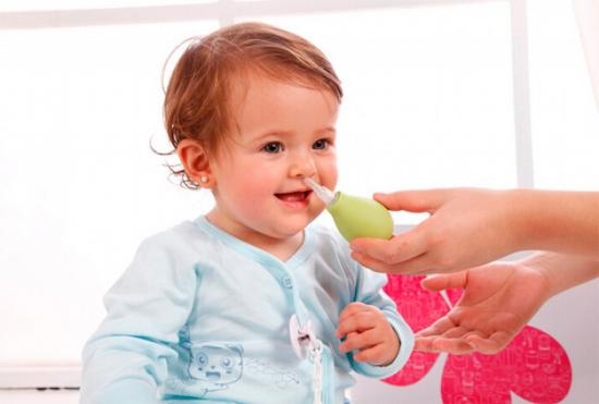 капли от насморка для новорожденных