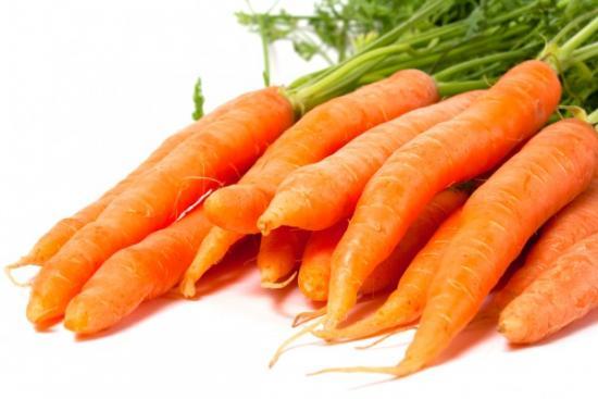 Морковь сырая калорийность