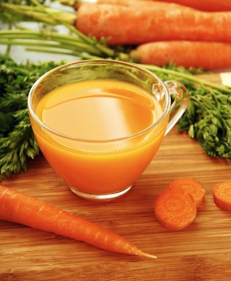 Сырая морковь польза и вред
