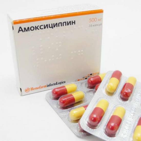 амоксициллин может ли быть аллергия