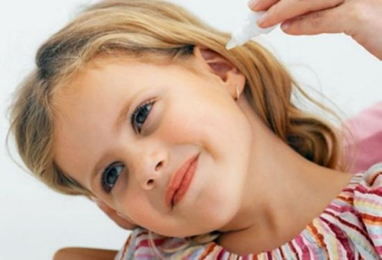 лечение отита у детей комаровский