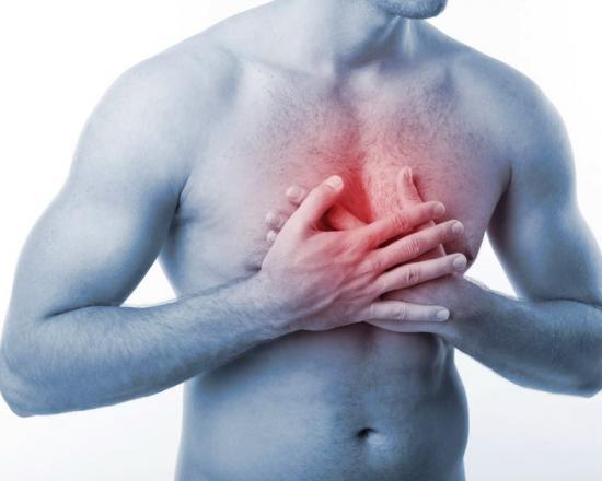 рак грудины симптомы
