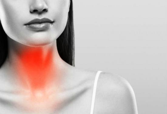 заболевания щитовидки