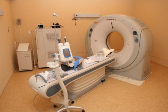 диагностика, компьютерная томография