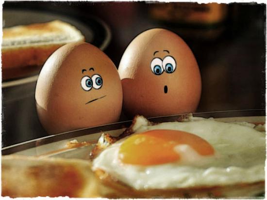 можно ли пить сырые куриные яйца